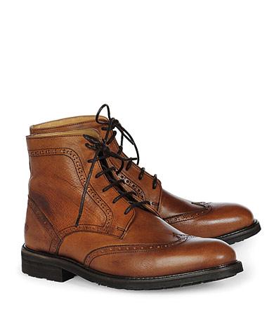 c4fe79829 Botim blucher de pele Botas Botins Calçado Homem | LANIDOR.COM - Shop Online